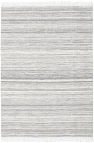 Diamond Villa - Harmaa Matto 160X230 Moderni Käsinkudottu Vaaleanharmaa/Valkoinen/Creme (Villa, Intia)
