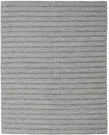 Kelim Long Stitch - Musta/Harmaa Matto 240X300 Moderni Käsinkudottu Vaaleanharmaa/Siniturkoosi (Villa, Intia)