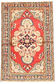 Hamadan Matto 100X155 Itämainen Käsinsolmittu (Villa, Persia/Iran)