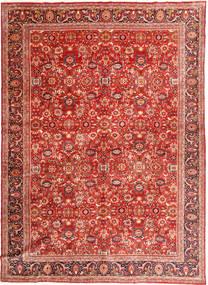 Nanadj Matto 320X432 Itämainen Käsinsolmittu Ruoste/Tummanpunainen Isot (Villa, Persia/Iran)