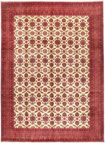 Afghan Khal Mohammadi Matto 295X395 Itämainen Käsinsolmittu Tummanpunainen/Ruoste Isot (Villa, Afganistan)