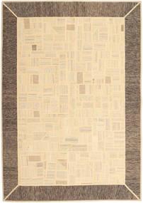 Kelim Patchwork Matto 170X239 Moderni Käsinkudottu Beige/Vaaleanruskea (Villa, Persia/Iran)