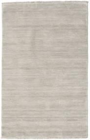 Handloom Fringes - Greige Matto 100X160 Moderni Oliivinvihreä/Vaaleanharmaa (Villa, Intia)