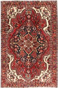 Bakhtiar Patina Matto 215X307 Itämainen Käsinsolmittu Tummanpunainen/Beige (Villa, Persia/Iran)