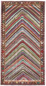 Bakhtiar Patina Matto 100X198 Itämainen Käsinsolmittu Beige/Tummanruskea (Villa, Persia/Iran)