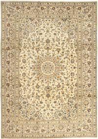 Keshan Matto 242X342 Itämainen Käsinsolmittu Beige/Vaaleanruskea (Villa, Persia/Iran)