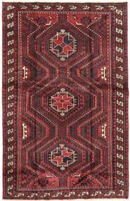 Lori Matto 167X262 Itämainen Käsinsolmittu Tummanpunainen/Tummanruskea (Villa, Persia/Iran)