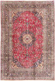 Kashmar Matto 198X293 Itämainen Käsinsolmittu Tummanpunainen/Beige (Villa, Persia/Iran)