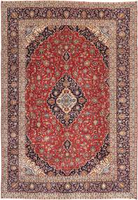 Keshan Patina Matto 288X415 Itämainen Käsinsolmittu Tummanpunainen/Ruskea Isot (Villa, Persia/Iran)