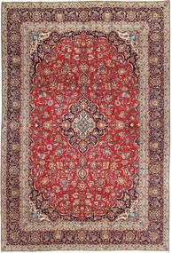 Keshan Patina Matto 280X410 Itämainen Käsinsolmittu Tummanpunainen/Ruskea Isot (Villa, Persia/Iran)