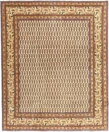 Tabriz Patina Matto 248X296 Itämainen Käsinsolmittu Ruskea/Beige (Villa, Persia/Iran)