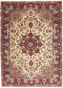 Kashmar Patina Matto 250X340 Itämainen Käsinsolmittu Tummanpunainen/Beige Isot (Villa, Persia/Iran)