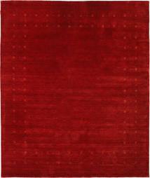 Loribaf Loom Delta - Punainen Matto 240X290 Moderni Tummanpunainen/Ruoste (Villa, Intia)
