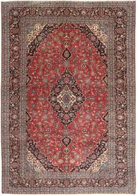 Keshan Patina Matto 292X412 Itämainen Käsinsolmittu Tummanpunainen/Tummanruskea Isot (Villa, Persia/Iran)