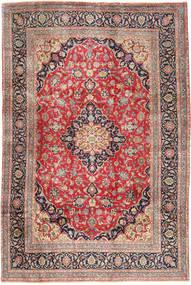 Kashmar Matto 192X295 Itämainen Käsinsolmittu Ruoste/Vaaleanruskea (Villa, Persia/Iran)