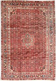 Hosseinabad Matto 225X320 Itämainen Käsinsolmittu Tummanruskea/Ruskea (Villa, Persia/Iran)
