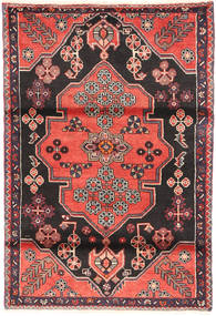Saveh Matto 110X162 Itämainen Käsinsolmittu (Villa, Persia/Iran)