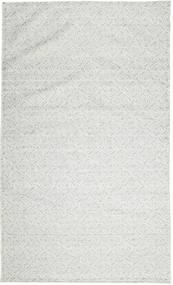 Jakart Kelim Matto 151X255 Itämainen Käsinkudottu Vaaleanharmaa/Beige (Villa, Persia/Iran)