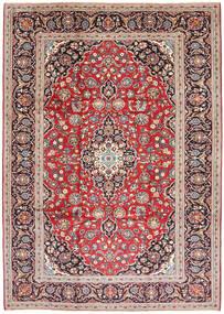 Keshan Matto 245X338 Itämainen Käsinsolmittu Ruskea/Beige (Villa, Persia/Iran)