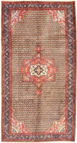 Koliai Matto 160X300 Itämainen Käsinsolmittu Käytävämatto Vaaleanruskea/Ruskea (Villa, Persia/Iran)