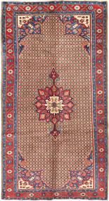 Koliai Matto 160X300 Itämainen Käsinsolmittu Käytävämatto Tummanpunainen/Vaaleanruskea (Villa, Persia/Iran)