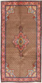 Koliai Matto 158X320 Itämainen Käsinsolmittu Ruskea/Tummanruskea (Villa, Persia/Iran)