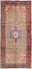 Koliai Matto 158X335 Itämainen Käsinsolmittu Käytävämatto Tummanpunainen/Vaaleanruskea (Villa, Persia/Iran)