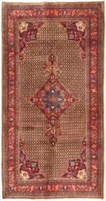 Koliai Matto 158X308 Itämainen Käsinsolmittu Käytävämatto Tummanruskea/Tummanpunainen (Villa, Persia/Iran)