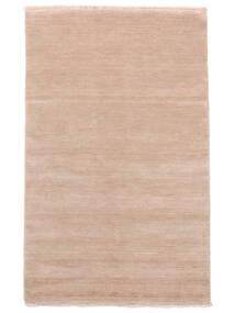 Handloom Fringes - Soft Rose Matto 140X200 Moderni Vaaleanpunainen/Beige (Villa, Intia)