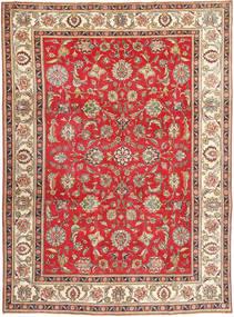 Tabriz Patina Matto 245X335 Itämainen Käsinsolmittu Ruoste/Vaaleanruskea (Villa, Persia/Iran)