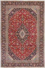 Keshan Patina Matto 222X345 Itämainen Käsinsolmittu Tummanpunainen/Tummanruskea (Villa, Persia/Iran)