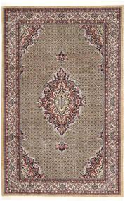 Bidjar Matto 208X318 Itämainen Käsinsolmittu Vaaleanharmaa/Pinkki (Villa, Persia/Iran)