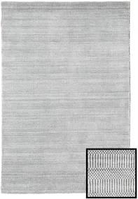 Bamboo Grass - Harmaa Matto 120X180 Moderni Vaaleanharmaa/Beige (Villa/Bambu Silkki, Turkki)