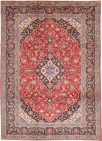 Keshan Matto 250X340 Itämainen Käsinsolmittu Ruoste/Ruskea Isot (Villa, Persia/Iran)