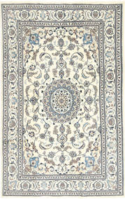 Nain Matto 195X303 Itämainen Käsinsolmittu (Villa, Persia/Iran)
