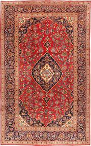 Keshan Matto 199X317 Itämainen Käsinsolmittu Ruoste/Tummanpunainen (Villa, Persia/Iran)