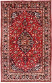 Mashad Matto 199X317 Itämainen Käsinsolmittu Tummanpunainen/Ruoste (Villa, Persia/Iran)
