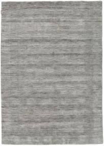 Handloom Gabba - Harmaa Matto 160X230 Moderni Vaaleanharmaa/Tummanharmaa (Villa, Intia)