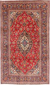Keshan Matto 190X324 Itämainen Käsinsolmittu Tummanpunainen/Ruoste (Villa, Persia/Iran)