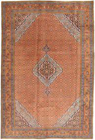 Ardebil Matto 198X292 Itämainen Käsinsolmittu Vaaleanruskea/Punainen (Villa, Persia/Iran)