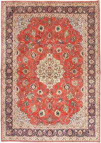 Mahal Matto 270X380 Itämainen Käsinsolmittu Ruoste/Vaaleanruskea Isot (Villa, Persia/Iran)