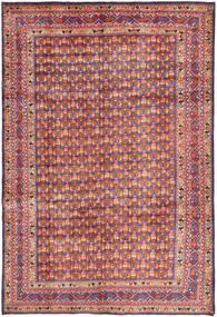 Arak Matto 204X308 Itämainen Käsinsolmittu Tummanharmaa/Ruskea (Villa, Persia/Iran)