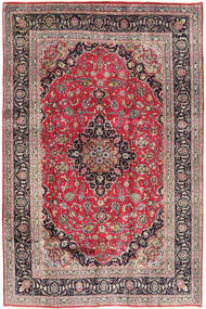 Kashmar Matto 192X290 Itämainen Käsinsolmittu Vaaleanharmaa/Ruoste (Villa, Persia/Iran)