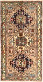 Ardebil Matto 150X292 Itämainen Käsinsolmittu Käytävämatto Vaaleanruskea/Ruskea (Villa, Persia/Iran)