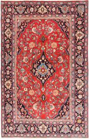 Keshan Matto 193X310 Itämainen Käsinsolmittu Ruskea/Tummanvioletti (Villa, Persia/Iran)