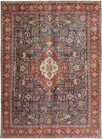Tabriz Patina Matto 246X330 Itämainen Käsinsolmittu (Villa, Persia/Iran)