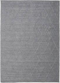 Svea - Charcoal Matto 250X350 Moderni Käsinkudottu Vaaleanharmaa/Tummanharmaa Isot (Villa, Intia)