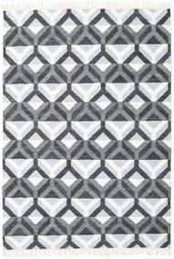 Aino Matto 160X230 Moderni Käsinkudottu Vaaleansininen/Valkoinen/Creme (Villa/Bambu Silkki, Intia)