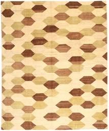 Loribaft Persia Matto 235X282 Moderni Käsinsolmittu Tummanbeige/Beige/Keltainen (Villa, Persia/Iran)