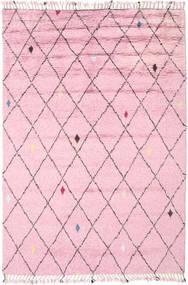 Alta - Magenta Matto 200X300 Moderni Käsinsolmittu Vaaleanpunainen (Villa, Intia)